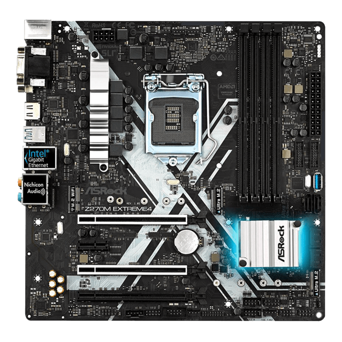 asrock z270 extreme4 audio driver
