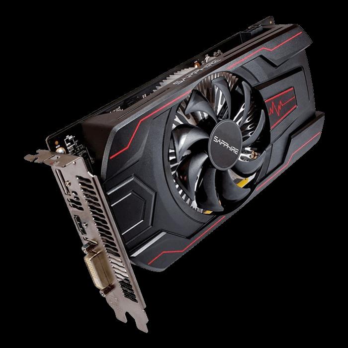 Radeon RX 560 PULSE 4GD5, 1090 - 1300MHz, 4GB GDDR5, Graphics Card