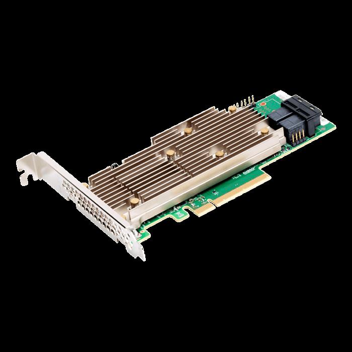 MegaRAID 9440-8i, SATA/SAS/PCIe (NVMe) 12Gb/s, 8-Port, PCIe 3 1 x8,  Controller