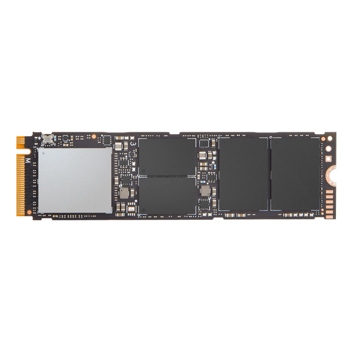 Intel 256gb 760p Series 2280 3d Nand Tlc Pcie 3 0 X4 Nvme