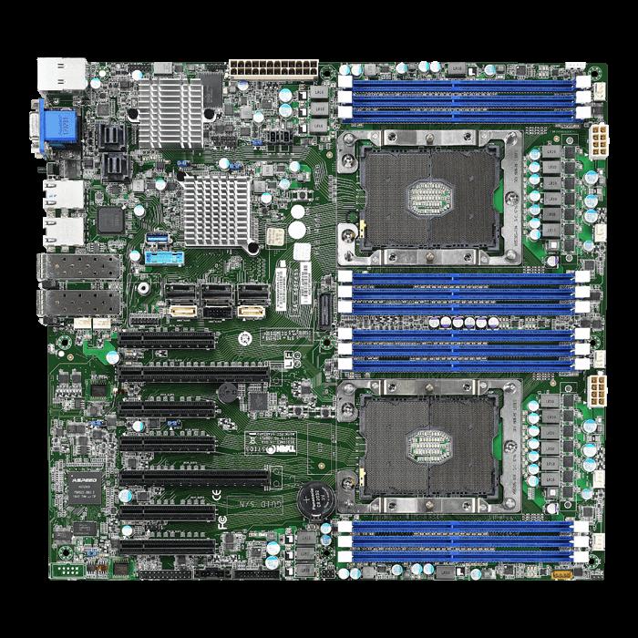 Tyan Tempest Cx S7103 S7103wgm4nr 2f L2 E Atx Server