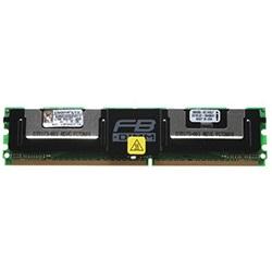KVR800D2D4F5 4G 4GB ValueRAM Dual Rank PC2 6400 DDR2 800MHz CL5 5 18V SDRAM FB DIMM ECC Fully Buffered KINGSTON