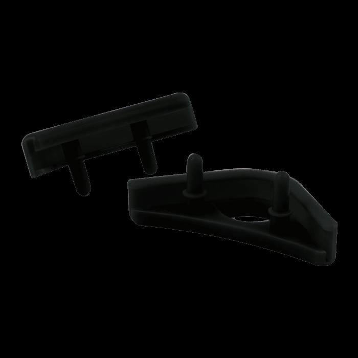 NA-SAVP1 chromax black, Anti-Vibration Pads for 120/140mm Noctua Fans  (Black, 16-pack)