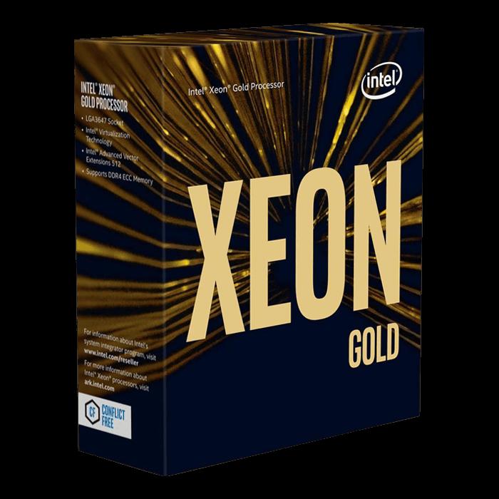 Xeon® Gold 6240 18-Core 2 6 - 3 9GHz Turbo, LGA 3647, 3 UPI, 150W, Processor