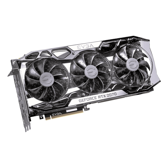 GeForce RTX™ 2070 FTW3 ULTRA GAMING, 1410 - 1815MHz, 8GB GDDR6, Graphics  Card