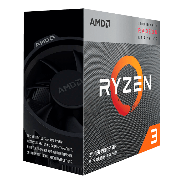Amd Ryzen 3 3200g With Radeon Vega 8 Graphics Yd3200c5fhbox Am4 Desktop Processor Avadirect