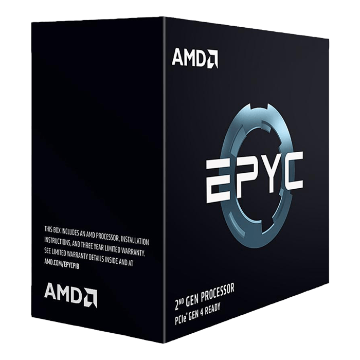 Amd Epyc 7742 100 100000053wof Socket Sp3 Server Processor Avadirect