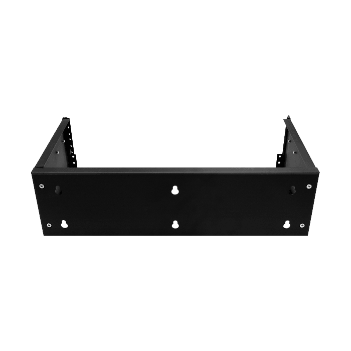 Istarusa Wow 320 3u Wallmount Rack For Patch Panels Or Hubsrouters