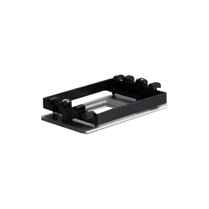 Socket 940 CPU Cooler Retainer Bracket w/ Motherboard Backplate