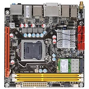 H55ITX-A-E, LGA1156, Intel® H55, DDR3-1333 8GB /2, PCIe x16, SATA 3 Gb/s  /6, DVI, HDMI, HDA, GbLAN, WiFi, mini-ITX, Retail