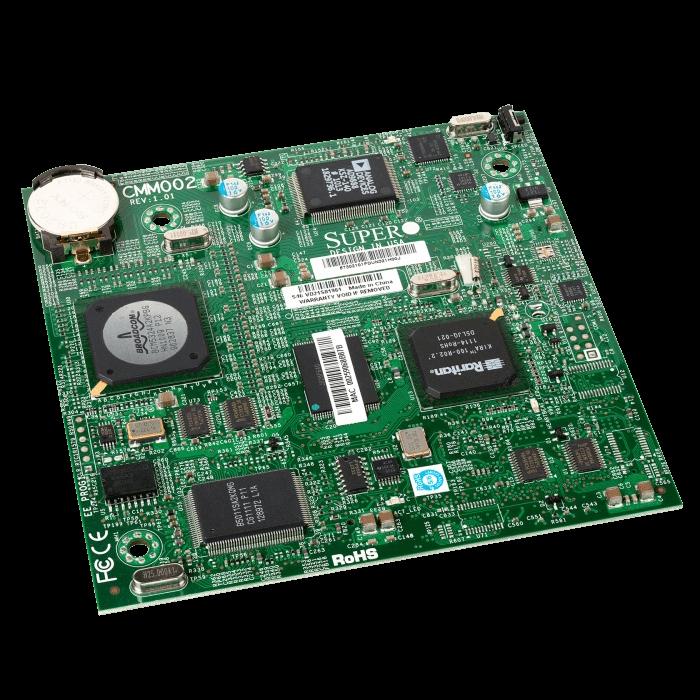 BMB-CMM-002 SuperBlade Mini-CMM Mini-Chassis Management Adapter Retail
