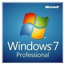windows 7 professional oem sticker