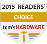 Toms Hardware 2015 Readers Choice