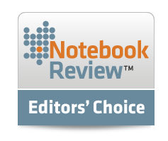 Notebook Review Editor's Choice