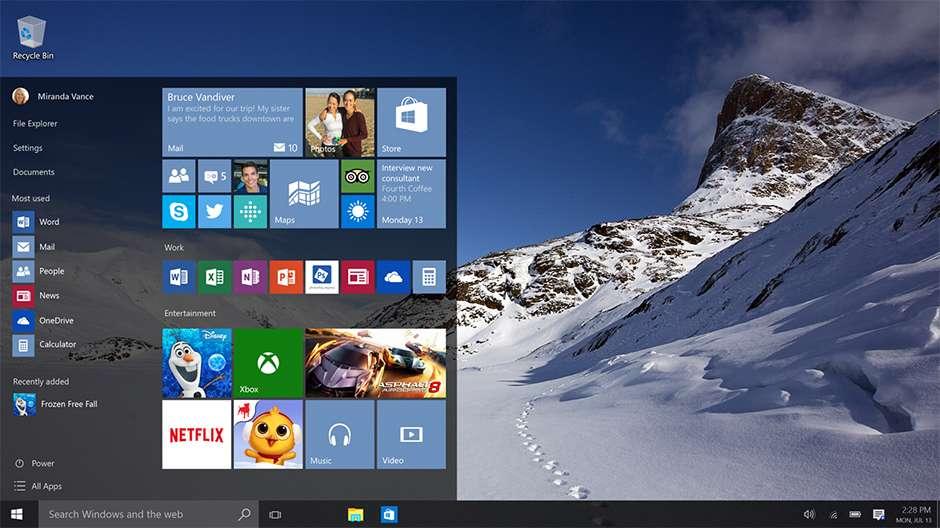 Microsoft Windows 10 Home 64 Bit Oem Avadirect