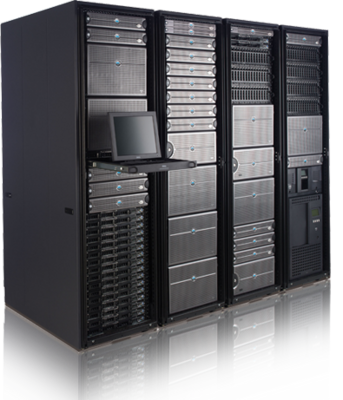 AVADirect Education Network Solutions Server Rack
