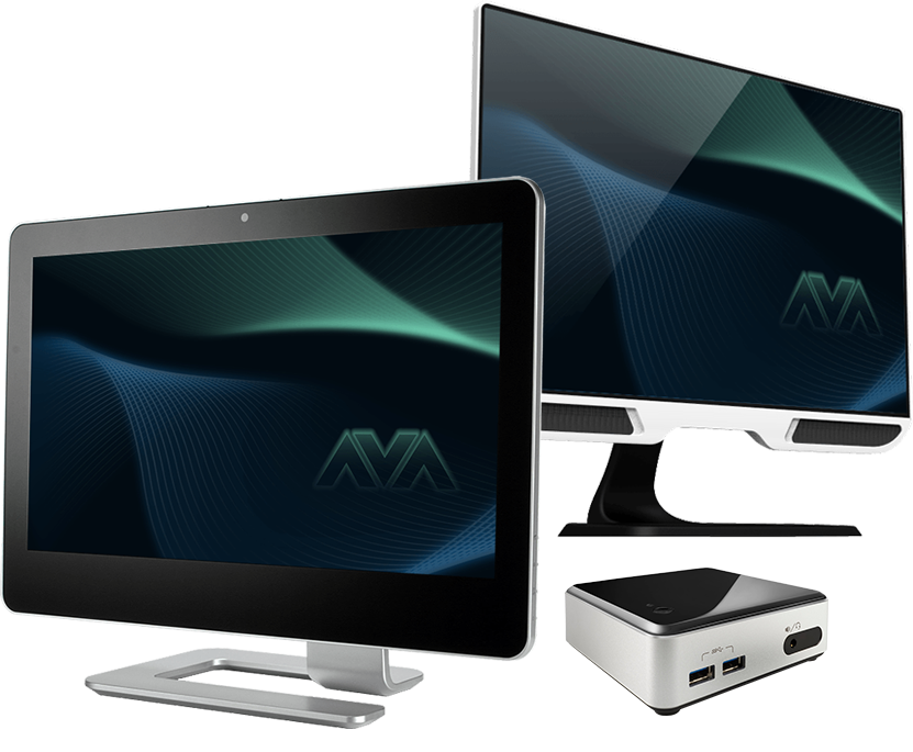 AVADirect offers Evolutionary Technology All-in-One and ultramini PCs