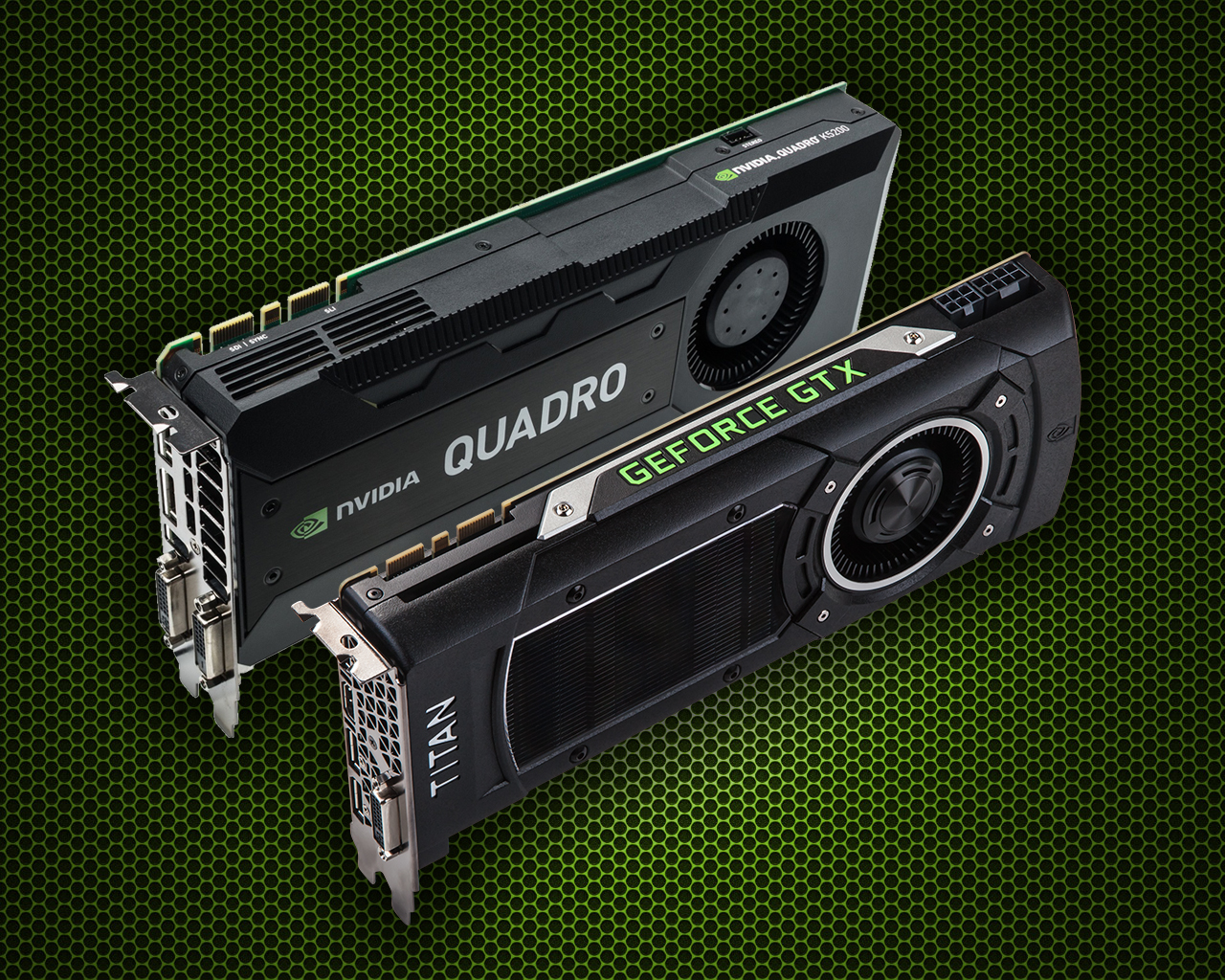 VIDIA Graphics Cards: Quadro vs. GeForce