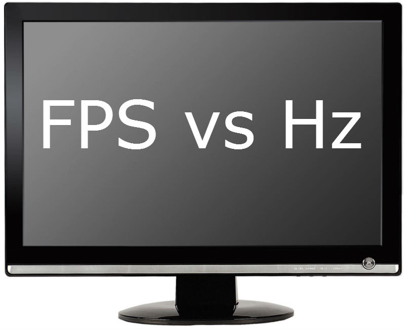 Frame Rate (FPS) vs Refresh Rate (Hz)