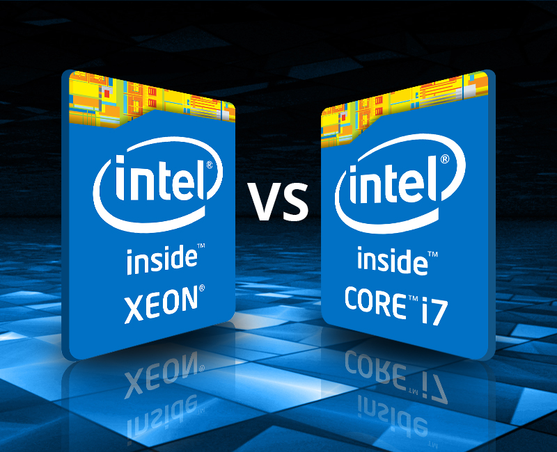 Intel Core Vs Xeon: Which is best? - AVADirect