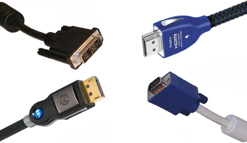 Hdmi Vs Displayport Vs Dvi Vs Vga Simple Explanation Youtube 4