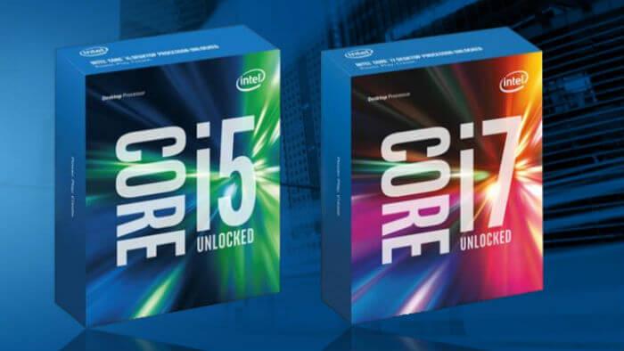 Intel Core i5 vs i7 - AVADirect