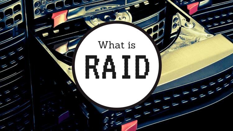 What is RAID?