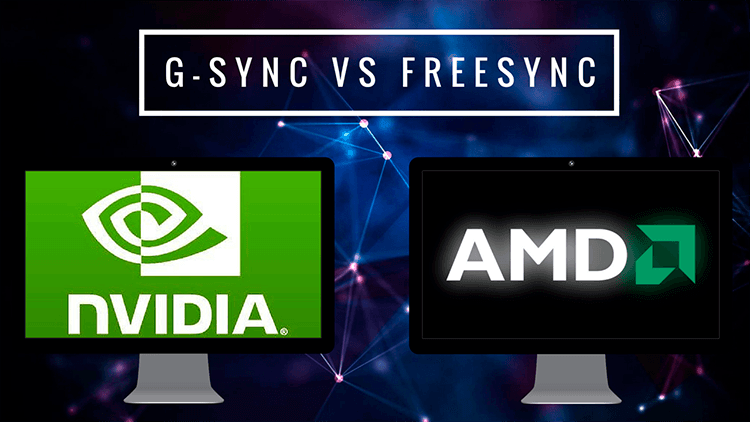 Kết quả hình ảnh cho G-Sync vs. FreeSync