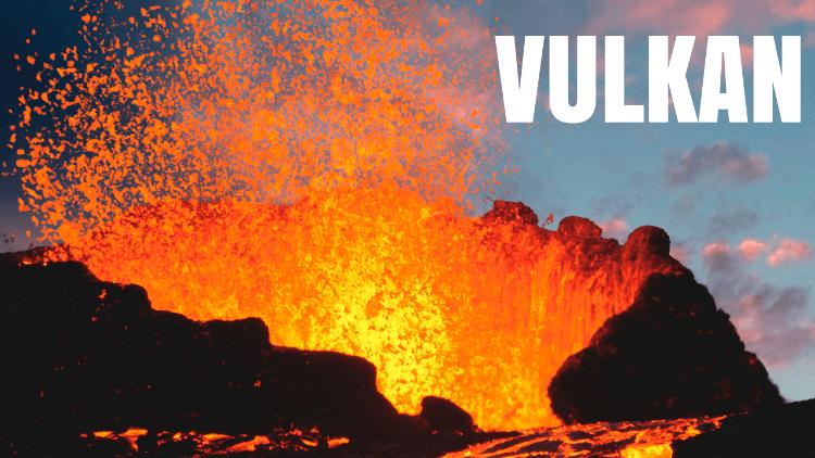 What is Vulkan - AVADirect