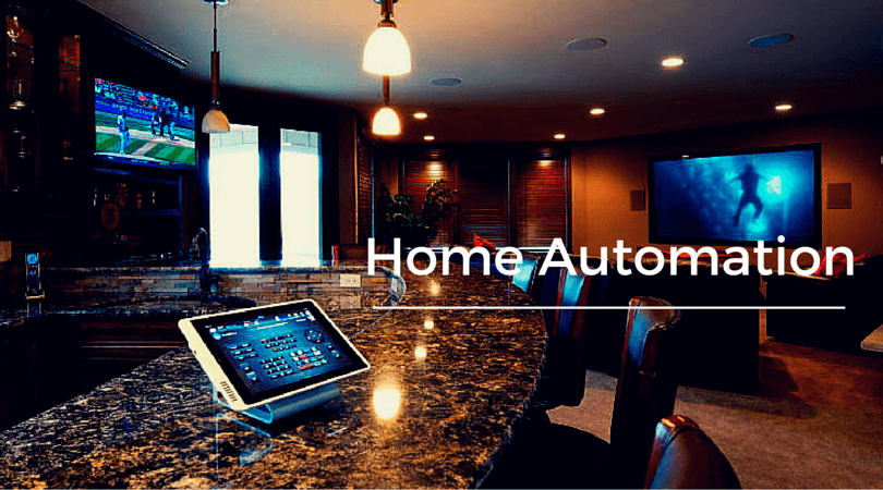 home automation internet of things