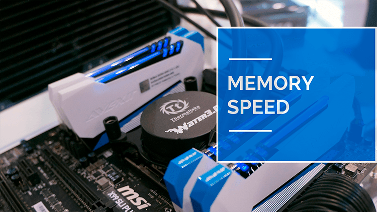 Does Memory Speed Make a Difference? - AVADirect