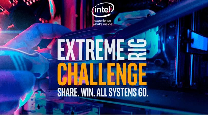 Intel Extreme Rig Challenge