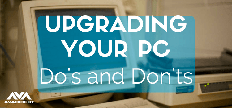 Upgrading Your PC