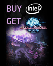 Buy select Intel� Core� processors and get FINAL FANTASY XIV: A REALM REBORN ($30 Value) FREE!