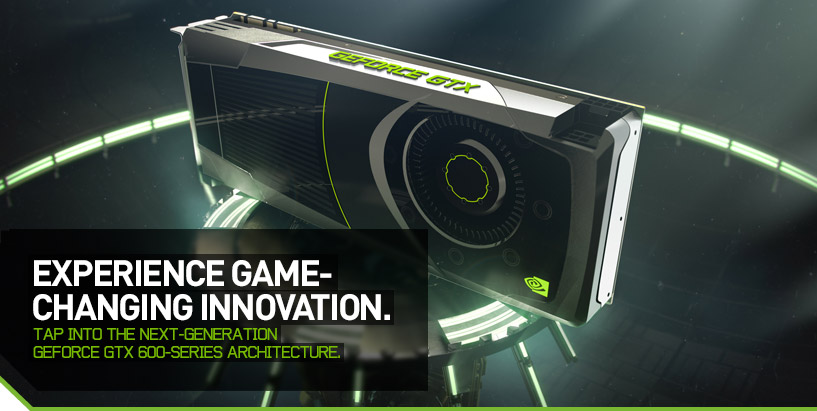 GeForce GTX 600-Series Architecture