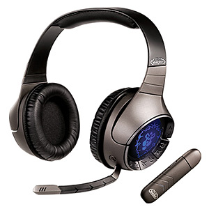 Sound Blaster World Of Warcraft Wireless Headset w/ Microphone, Retail