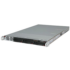 Supermicro Tesla GPU-Integrated SuperServer 6016GT-TF Nehalem Westmere Dual Xeon� SATA Series Server System