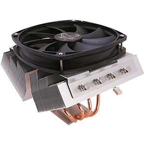 Grand Kama Cross Rev. B (SCKC-2100) CPU Cooler, Socket 2011/1155/1156/1366/775/FM1/AM3/AM2, Copper/Aluminum, Retail