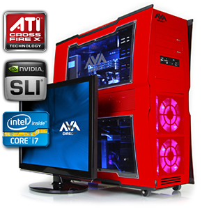Core� i7 / i5 Z68 2-way SLI� / CrossFireX� Custom Gaming System