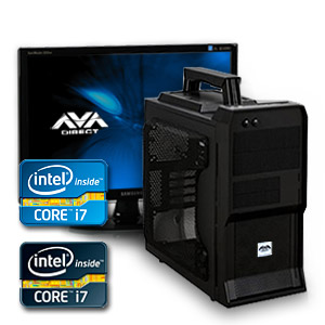 Core� i7 X79 SLI� / CrossFireX� Compact Tower Gaming Computer System