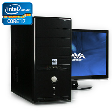 Core� i5 / i7 Z77 Performance Custom Computer System