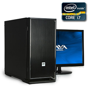 Core� i7 X79 4-DIMM Low-Noise Custom Computer System