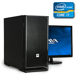 Core� i7 / i5 Z68 Low-Noise Custom Computer System