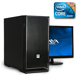 Core� i7 X58 Low-Noise Custom Computer System