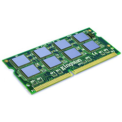 2GB ValueRAM PC2-6400 DDR2 800MHz SDRAM SODIMM, CL6, Non-ECC