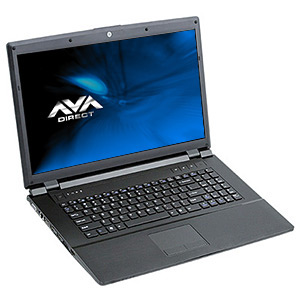 Clevo W170HR Core� i7 / i5 Gaming Notebook, 17.3