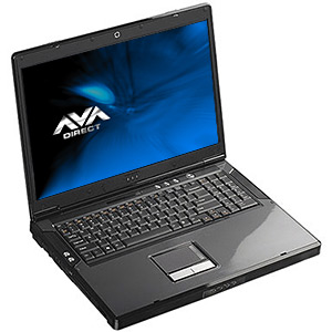 Clevo D900F Core�i7 Gaming Notebook, 17.1