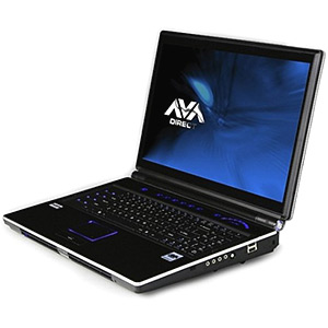 Clevo X8100 Core� i7 Gaming Notebook, 18.4