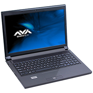 Clevo P150HM Core� i7 Gaming Notebook, 15.6
