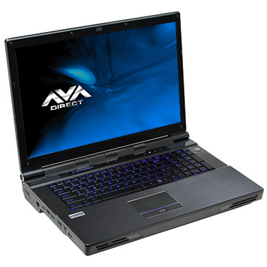 Quick Ship Clevo P270WM Gaming Notebook, 17.3